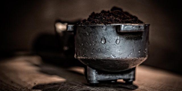 Kaffeesatz nicht wegwerfen
